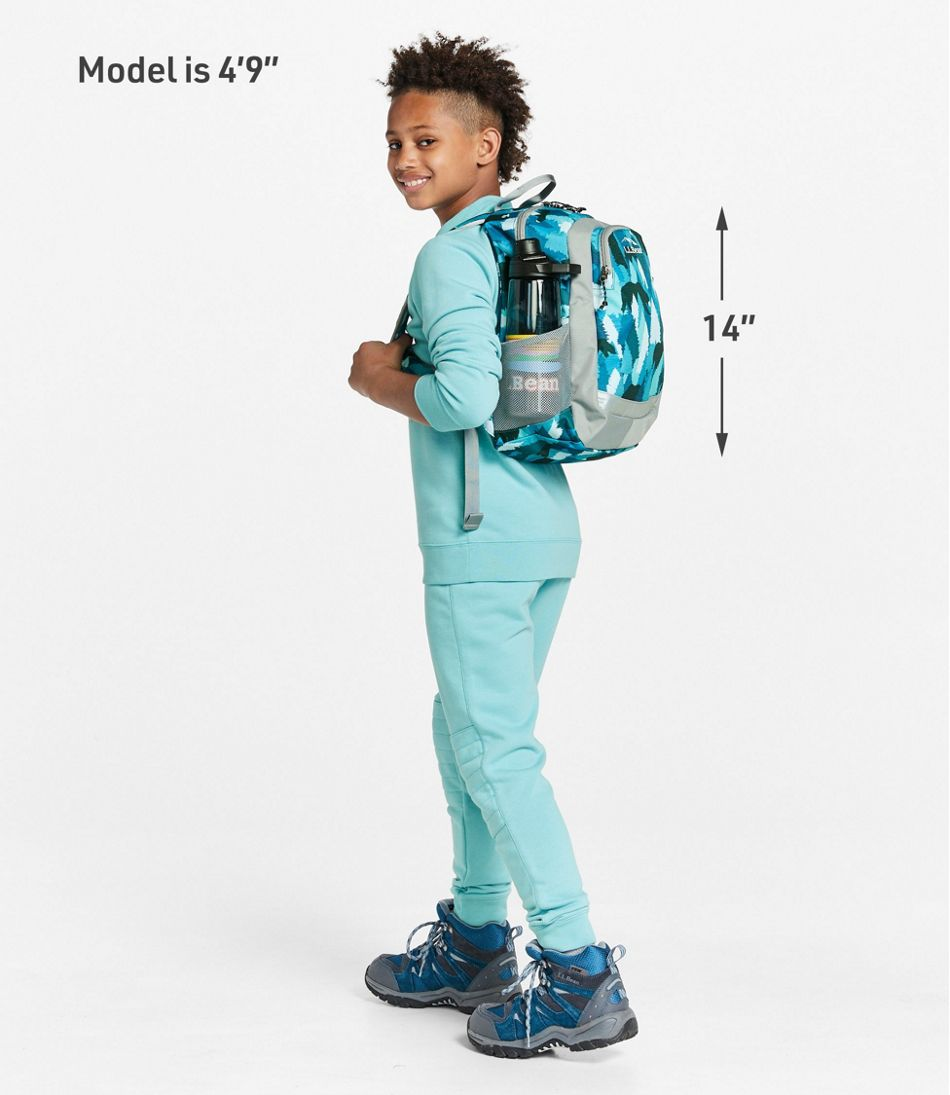 Discovery Backpack, Print