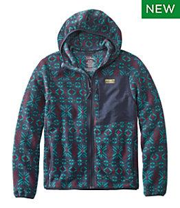 Men's Mountain Classic Fleece Hoodie, Print