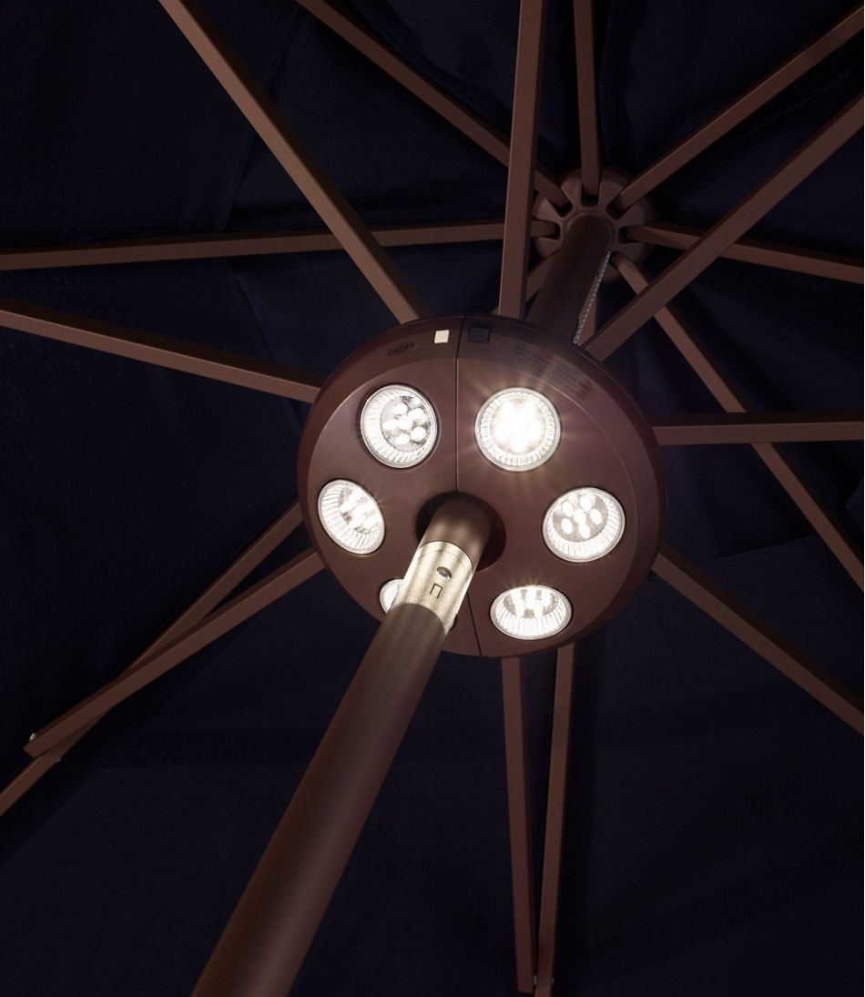 Market Umbrella Light