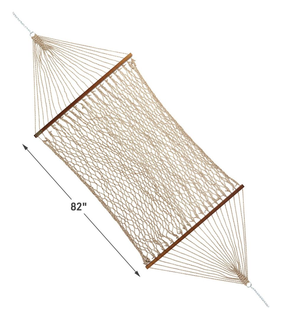 "Backyard Duracord 55"" Hammock, Marled"