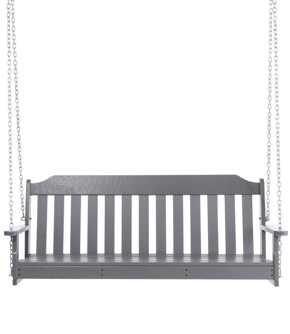 "All-Weather 60"" Porch Swing"