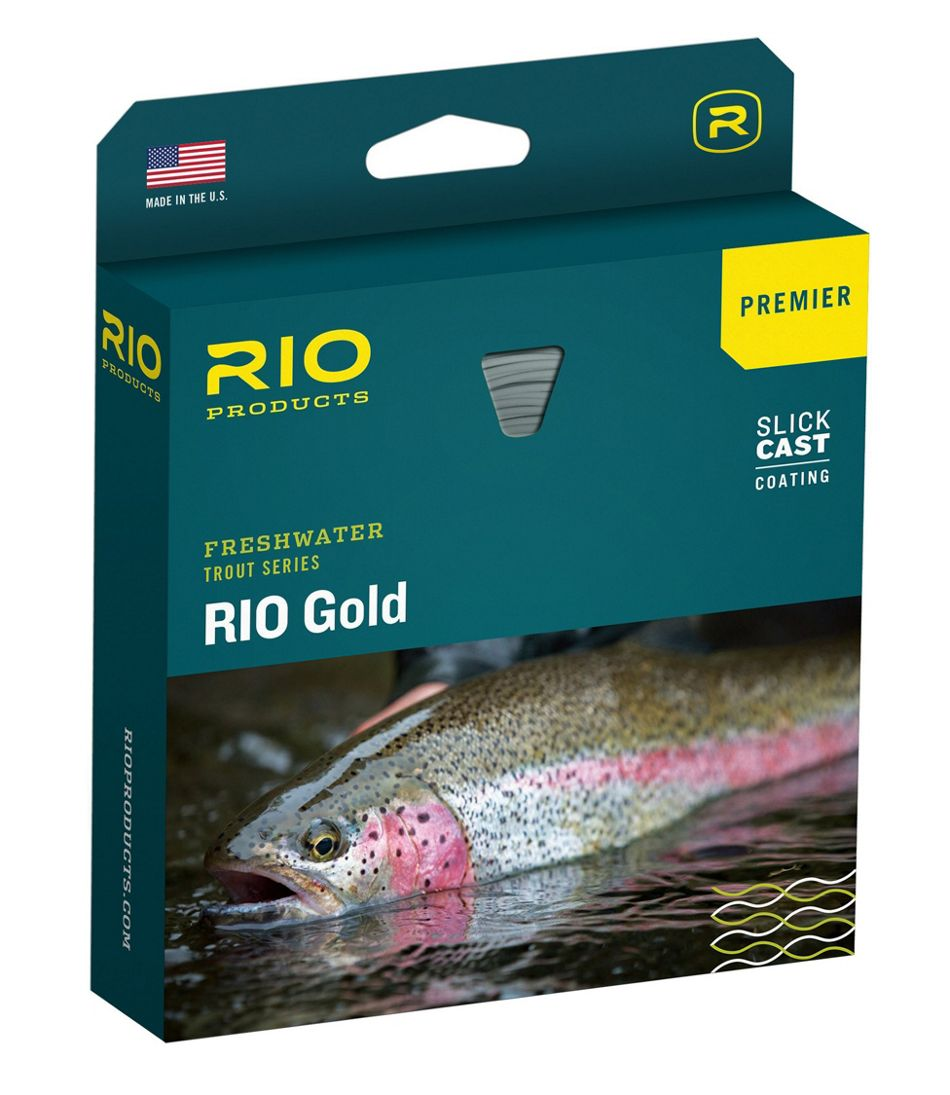 RIO Premier Gold Floating Fly Line