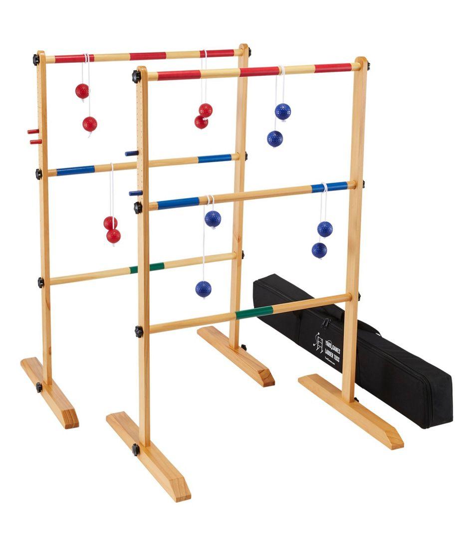 Yard Games Wooden Ladder Toss