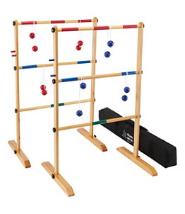 Yard Games Wooden Ladder Toss
