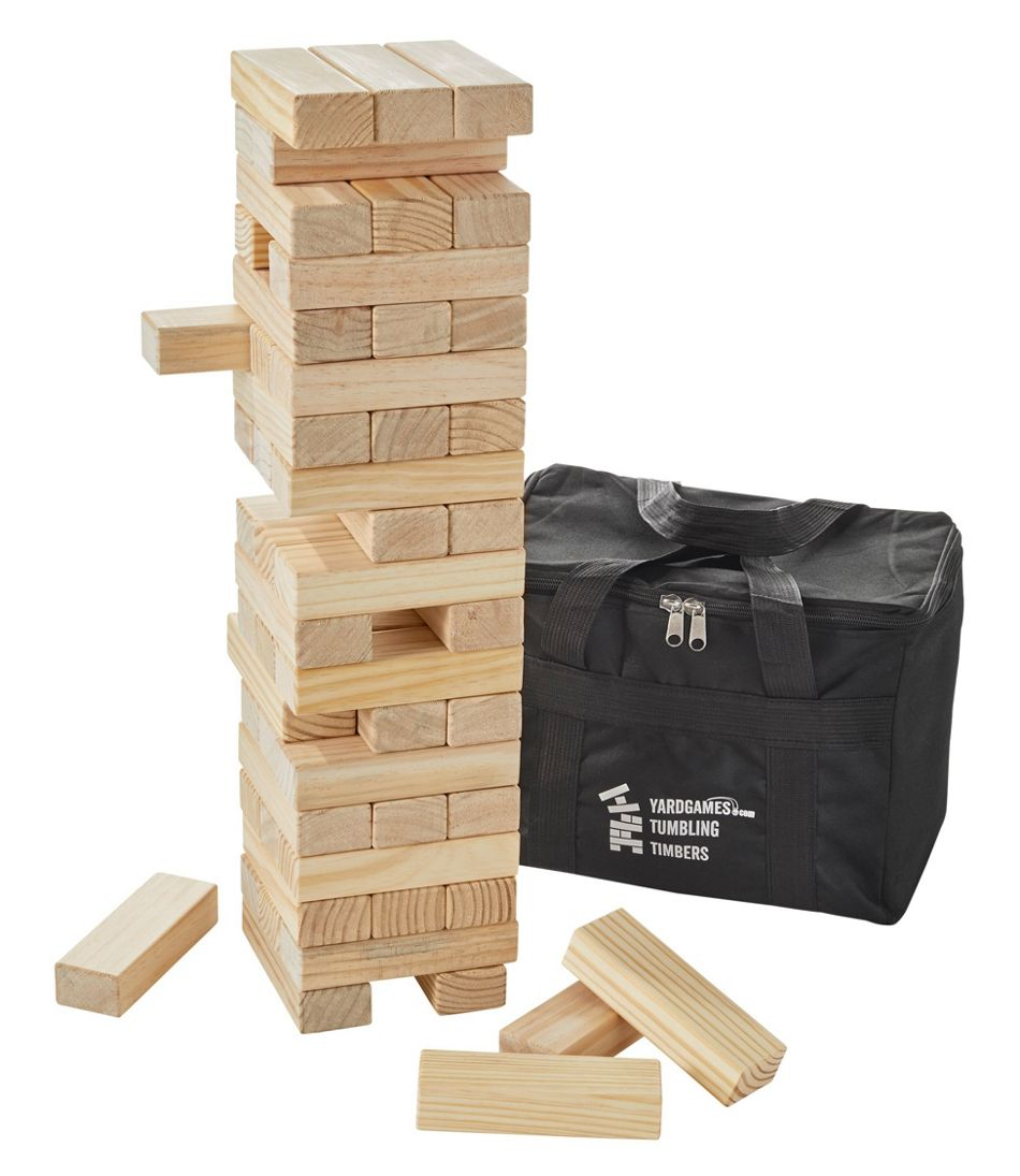Yard Games Tumbling Timbers, Large