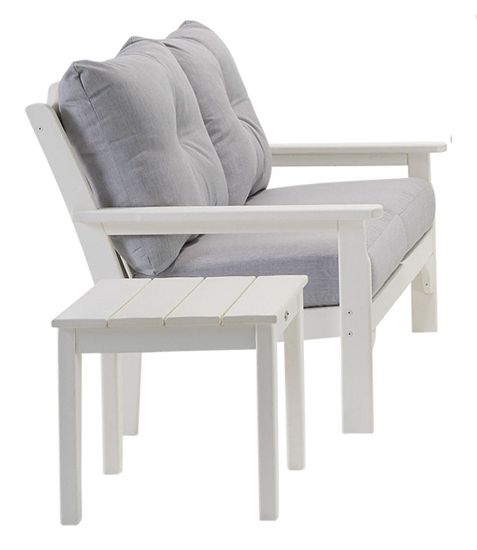 All-Weather 6-Piece Patio Set with Granite Cushion