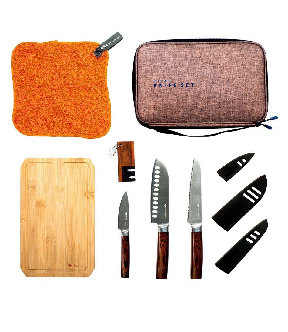 GSI RAKAU Knife Set