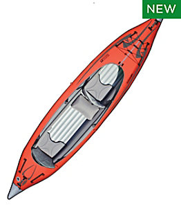 Advanced Elements AdvancedFrame Convertible Kayak, 15'