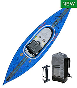 Advanced Element AirVolution Inflatable Kayak