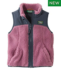 Infants' and Toddlers' Sherpa Fleece Vest
