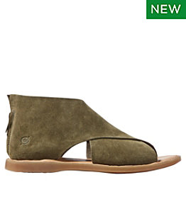 Women's Børn Iwa Shoes, Suede