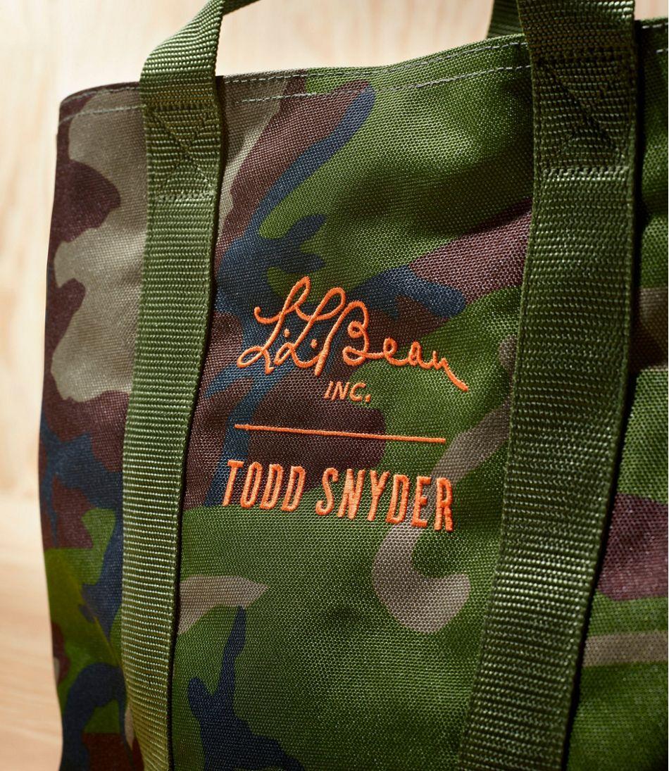 Men's L.L.Bean x Todd Snyder Hunter's Tote