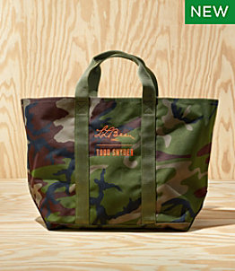 Men's L.L.Bean x Todd Snyder Hunter's Tote