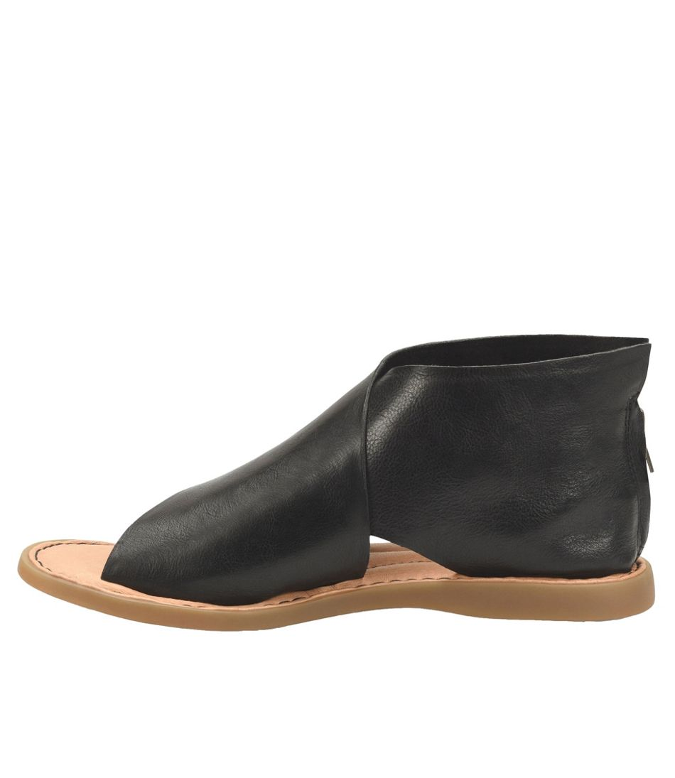 Women's Børn Iwa Shoes, Leather