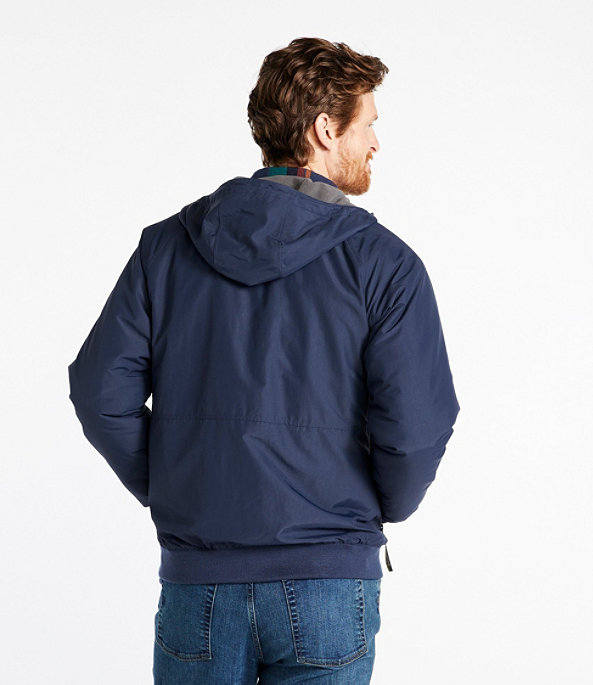 Insulated Bomber Hoodie, , large image number 2