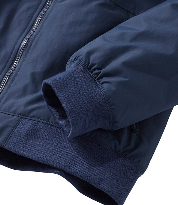 Insulated Bomber Hoodie, , large image number 5