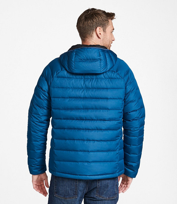 Bean's Down Hooded Jacket, , large image number 2