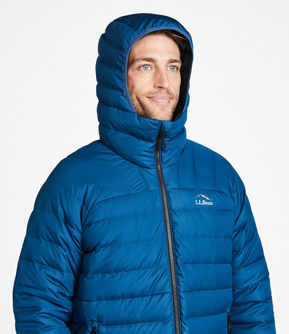 Bean's Down Hooded Jacket, , large image number 3