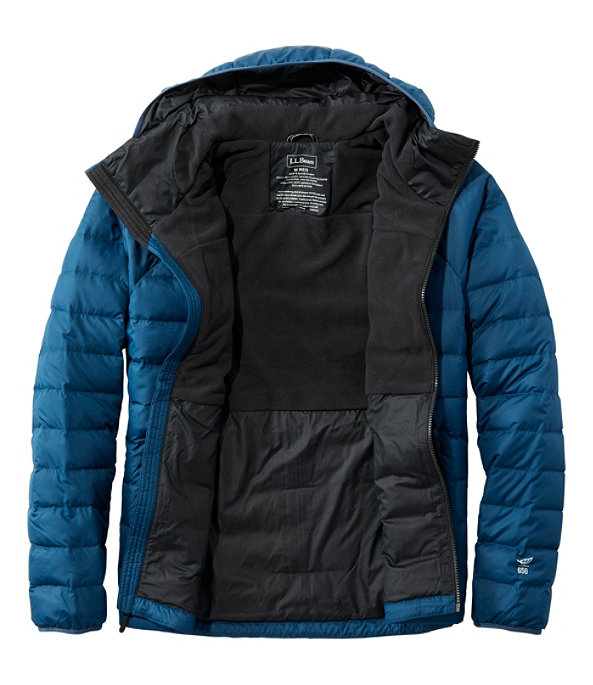 Bean's Down Hooded Jacket, , large image number 4