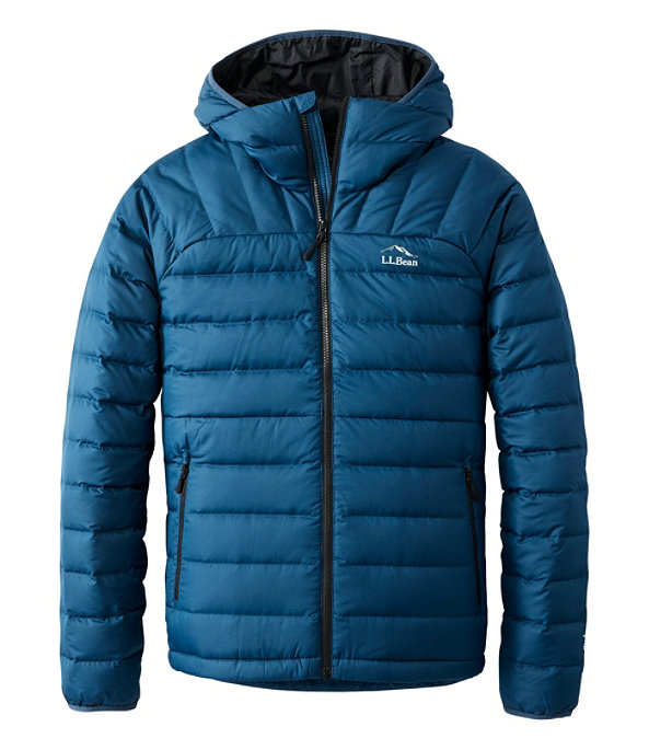 Bean's Down Hooded Jacket, , large image number 0