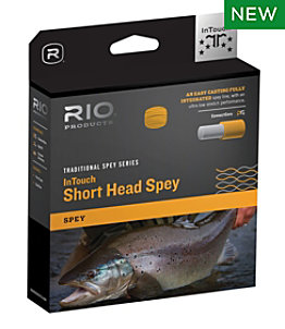 Rio Intouch Short Head Spey Fly Line