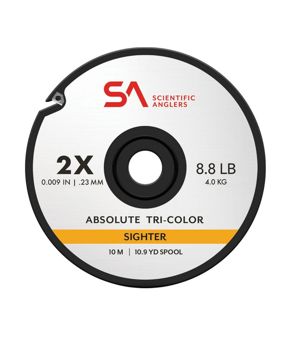Scientific Angler Absolute Sighter Tippet, 10 meters