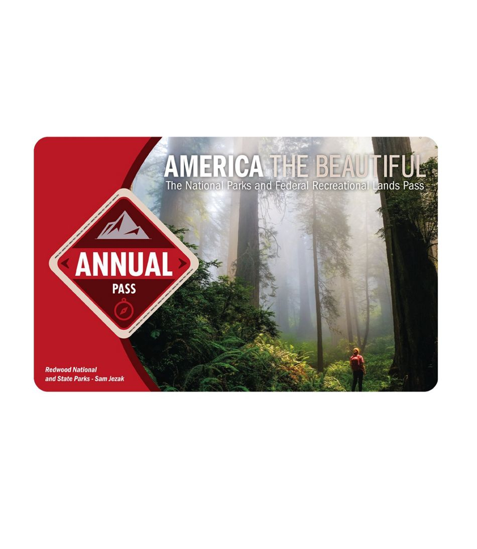 2021 National Park Annual Pass