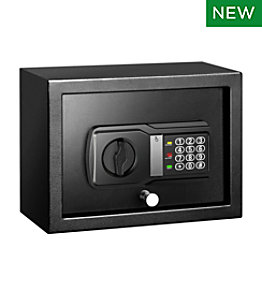 Fortress Personal Drawer Safe with Electric Lock