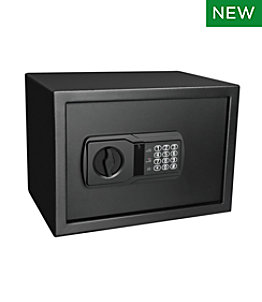 Fortress Personal Safe with Electric Lock, Medium