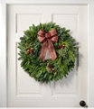 NEW Tartan Wreath, One Color, small image number 0