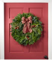 NEW Tartan Wreath, One Color, small image number 1