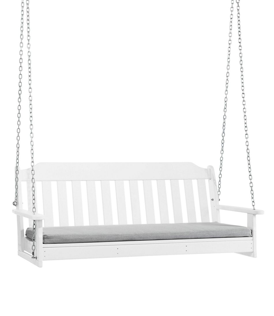 "All-Weather 60"" Porch Swing Cushion"