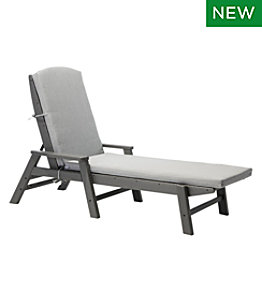 All-Weather Chaise Lounger Cushion