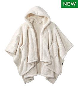 Cozy Sherpa Wearable Throw