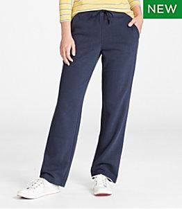 Women's L.L.Bean 1912 Sweatpants, Straight-Leg