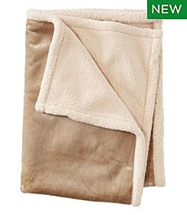 Fleece Dog Blanket
