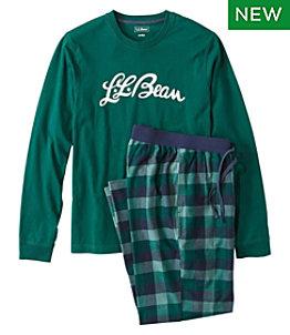 Men's L.L.Bean Camp PJ Set