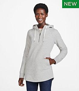 Women's L.L.Bean Weekend Sweatshirt, Tunic Hoodie