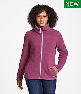 Women's Katahdin Fleece, Full-Zip Jacket