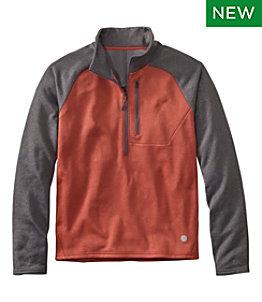 Men's Mountain Fleece Half-Zip, Colorblock