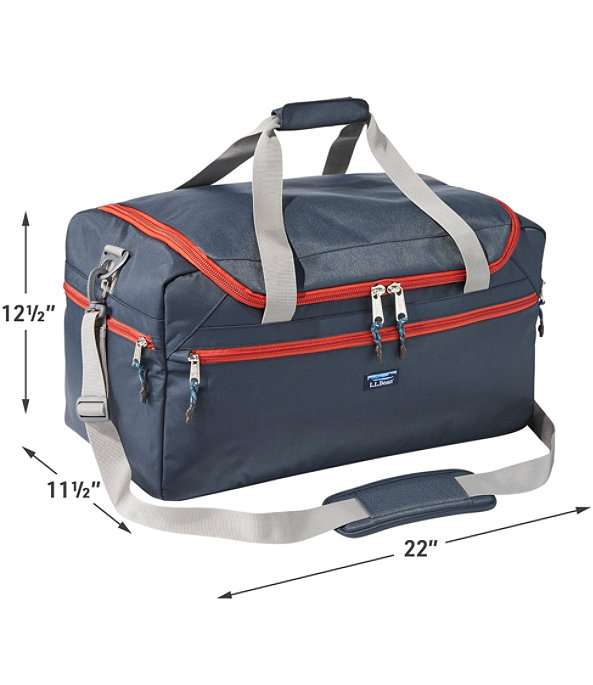 Carryall Padded Quick-Load Duffle, , large image number 3
