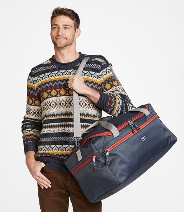 Carryall Padded Quick-Load Duffle, , large image number 4
