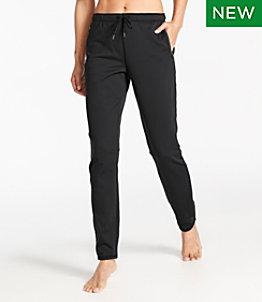 Women's Primaloft ThermaStretch Fleece Pants, Slim-Leg
