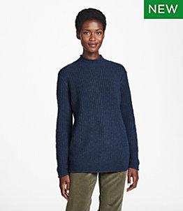 Women's Cozy Cloud Funnel Neck Sweater