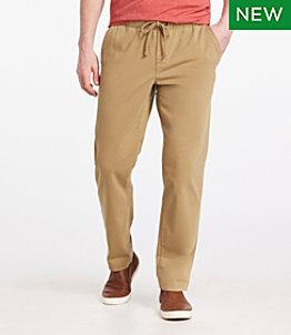Men's Comfort Stretch Dock Pants, Standard Fit