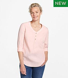Women's Tencel-Blend Shirt