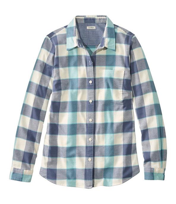 BeanFlex All-Season Flannel Shirt, , large image number 0