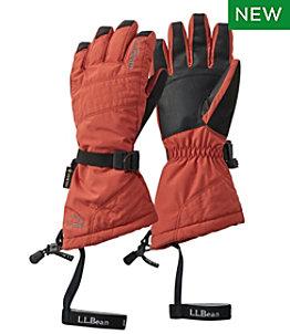 Women's L.L.Bean Gore-Tex PrimaLoft Ski Gloves