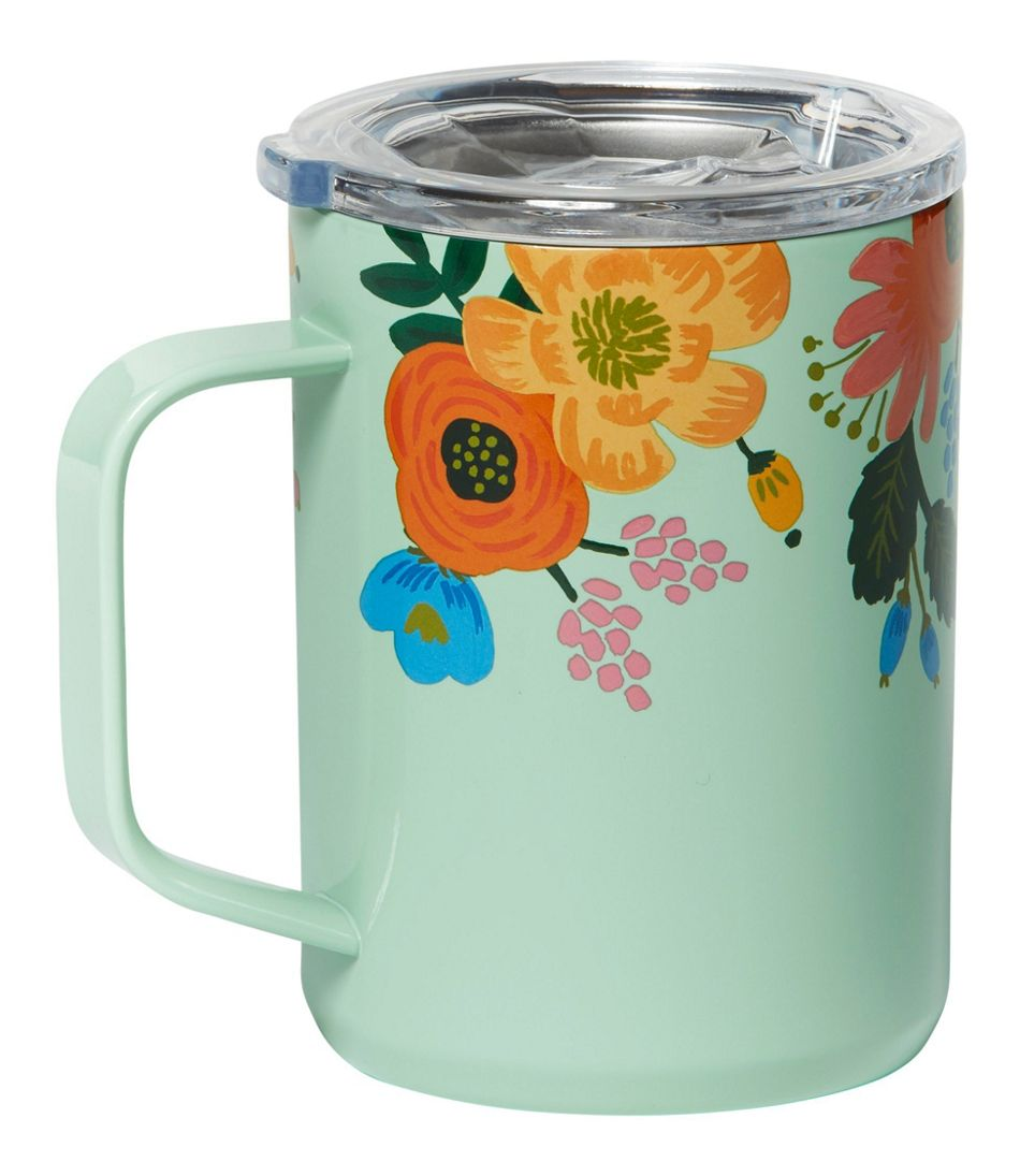 Corkcicle x Rifle Paper Co. Mug, 16oz