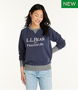 Women's Signature Heritage Sweatshirt, Graphic